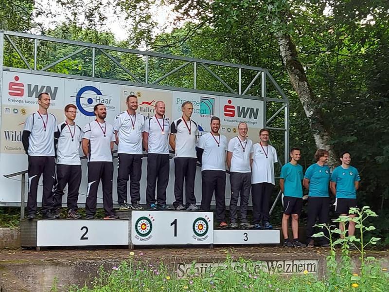 Württembergische Meisterschaft in Welzheim